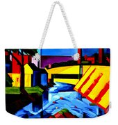 Evening Tones Weekender Tote Bag