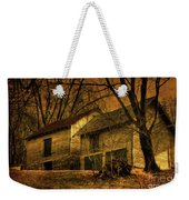 Evening Twilight Fades Away Weekender Tote Bag by Lois Bryan