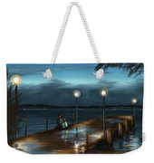 Evening Weekender Tote Bag