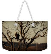 Evening Watch Weekender Tote Bag