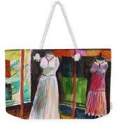 Evening Wear Weekender Tote Bag