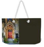 Autumn Evensong Weekender Tote Bag