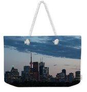 Eventide - Slow Dusk In Toronto Weekender Tote Bag