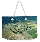 Ever-expanding Driggs, Idaho. Teton Weekender Tote Bag
