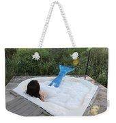 Everglades City Florida Mermaid 017 Weekender Tote Bag