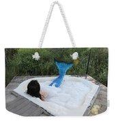 Everglades City Florida Mermaid 018 Weekender Tote Bag