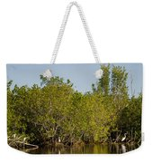 Everglades'  Egrets Weekender Tote Bag