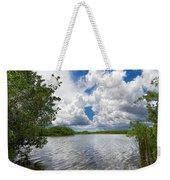 Everglades Lake - 0278 Weekender Tote Bag