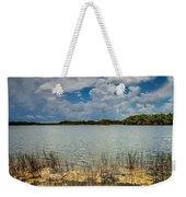 Everglades Lake 6930 Weekender Tote Bag by Rudy Umans