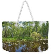 Everglades Lake Weekender Tote Bag