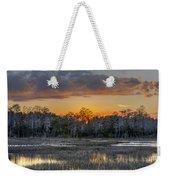 Everglades Panorama Weekender Tote Bag