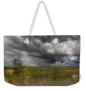Everglades Storm Weekender Tote Bag by Rudy Umans