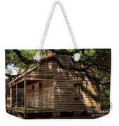 Evergreen Plantation Slave Quarters Weekender Tote Bag