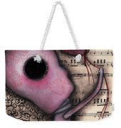 Evermore  Weekender Tote Bag by Abril Andrade Griffith