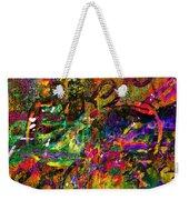 Evermore Graffiti Weekender Tote Bag