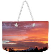 Every Day A Miracle Weekender Tote Bag