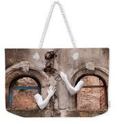Every Hand Goes Searching For Its Partner 02 Weekender Tote Bag