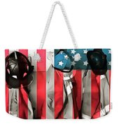Everyday Heroes Weekender Tote Bag