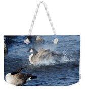 Everyone Duck Weekender Tote Bag
