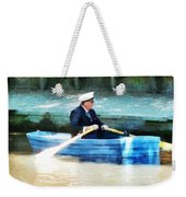 Everyone Is The Captain Of Their Own Boat Weekender Tote Bag