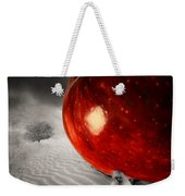 Eve's Burden Weekender Tote Bag by Lourry Legarde