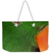 Evil Eye Weekender Tote Bag