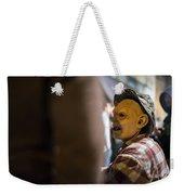 Evil Look  Weekender Tote Bag