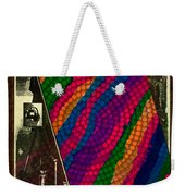 Evolution Of Art Weekender Tote Bag
