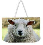 Ewe's Just Fluffy Weekender Tote Bag