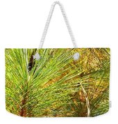 Exalted Executed Erection Weekender Tote Bag