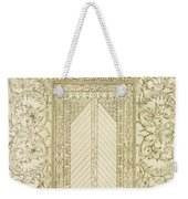 Example Of A Turkish Chimney Weekender Tote Bag by Jean Francois Albanis de Beaumont