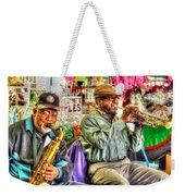 Excelsior Band Horn Players Weekender Tote Bag
