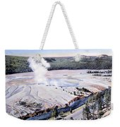 Excelsior Geyser, Yellowstone Np, 20th Weekender Tote Bag