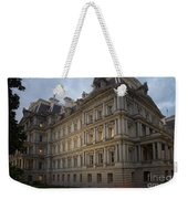 Executive Office Building Weekender Tote Bag