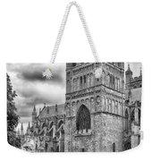 Exeter Cathedral Weekender Tote Bag