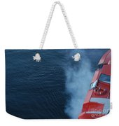 Exhaust Weekender Tote Bag