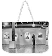 Exhibition Weekender Tote Bag