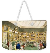Exhibition Of Watercoloured Drawings Weekender Tote Bag