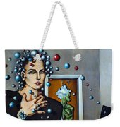 Existential Thought Weekender Tote Bag