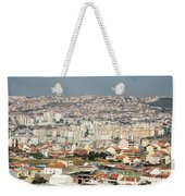 Exiting Lisbon By Plane Weekender Tote Bag