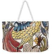 Exotic Bird Weekender Tote Bag by William Morris