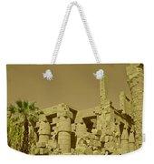 Exotic Egypt Weekender Tote Bag