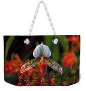 Exotic Orchid Weekender Tote Bag