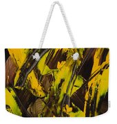 Expectations Yellow Weekender Tote Bag
