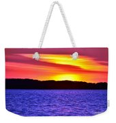 Expecting A Great Future Weekender Tote Bag