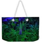 Experimental Flowers Weekender Tote Bag