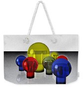Experimental Reflections Weekender Tote Bag