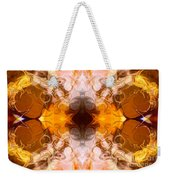 Exploding Ideas Abstract Pattern Artwork By Omaste Witkowski Weekender Tote Bag