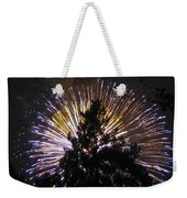 Exploding Tree Weekender Tote Bag