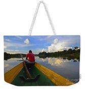 Exploring Amazonia Weekender Tote Bag